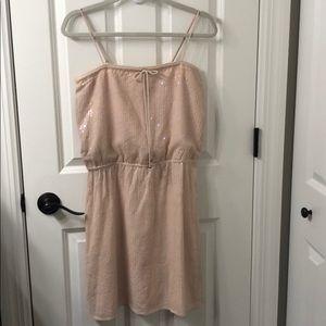 Dresses & Skirts - Blush Sequins Dress